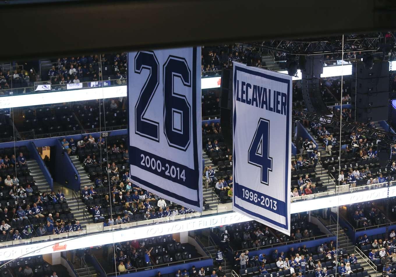 Tampa Bay Lightning retire Vincent Lecavalier's jersey ...