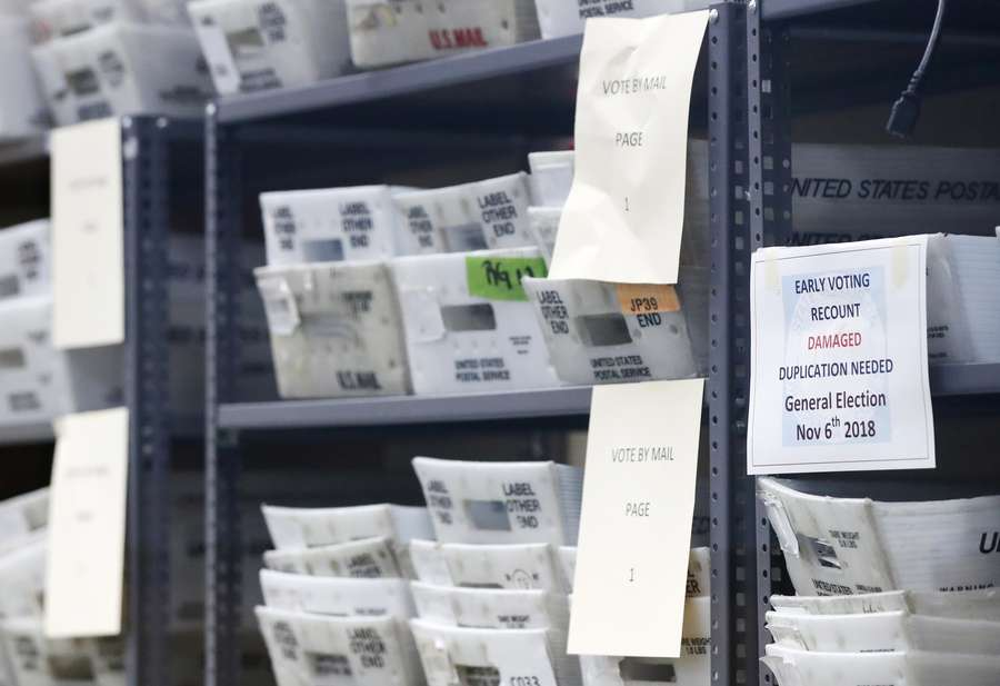 florida officials flag a possible violation of elections law by