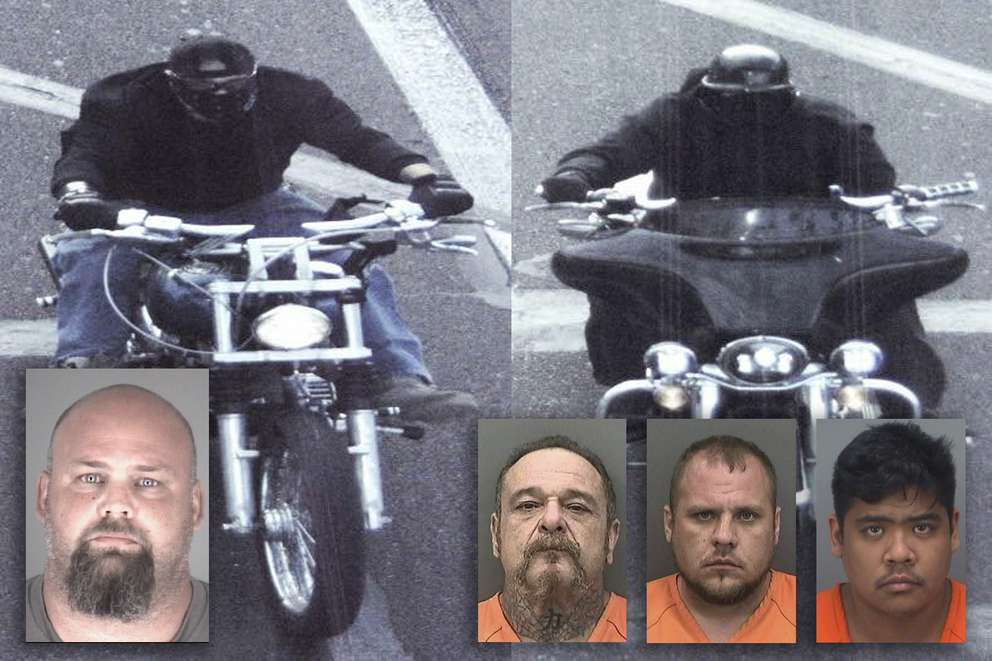 Pasco Sheriff Chris Nocco said a motorcycle gang member was shot and killed in a