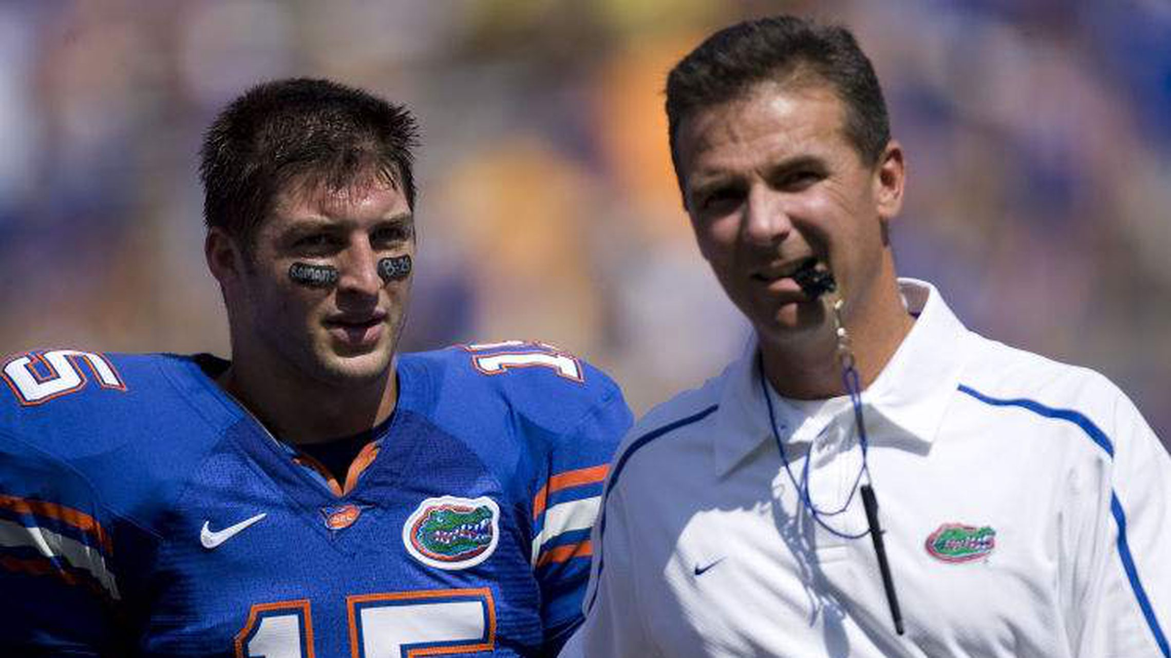 will Tim Tebow coach with Urban Meyer?