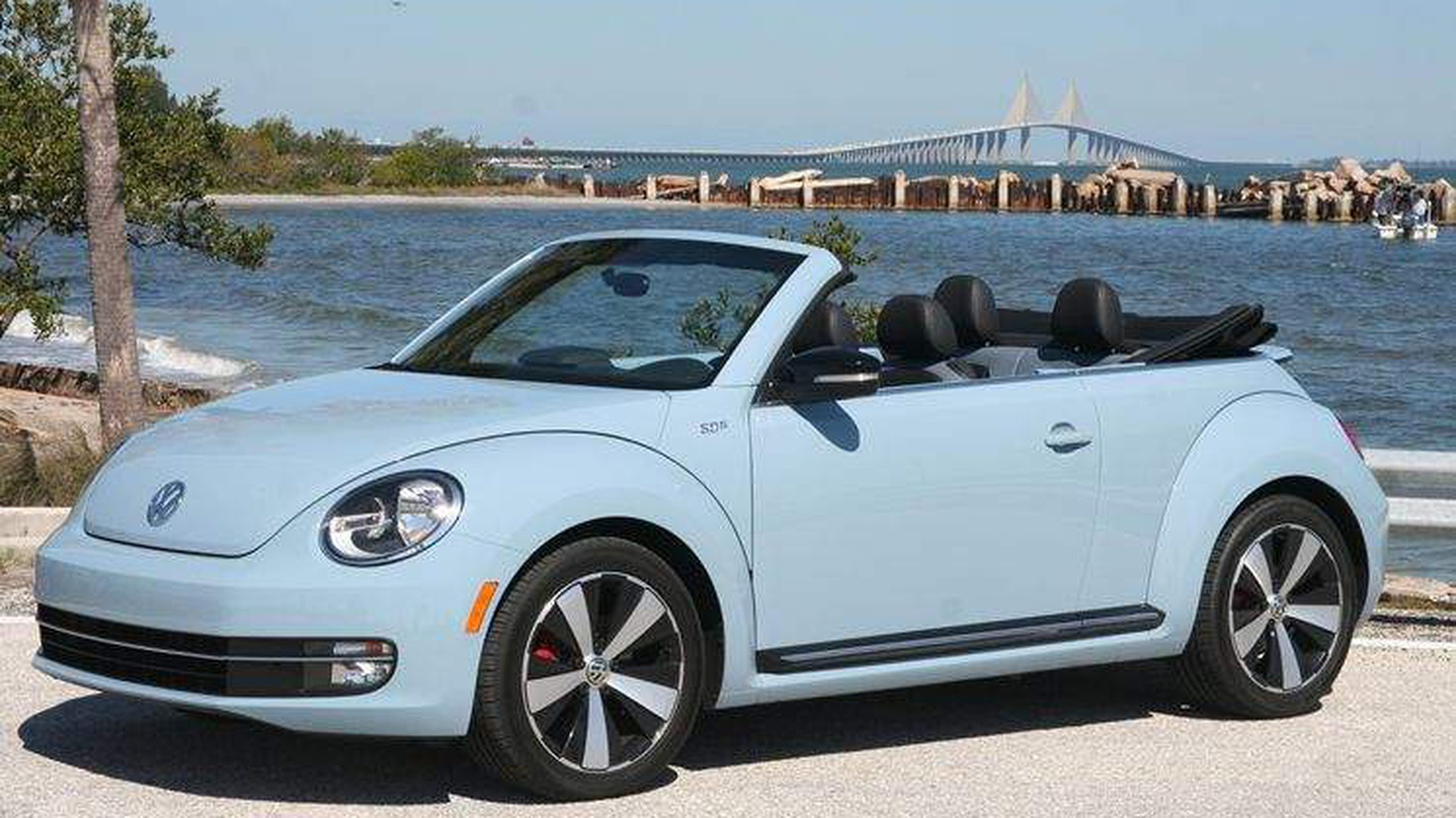 The Daily Drivers 2013 Volkswagen Beetle Convertible Open For Excitement
