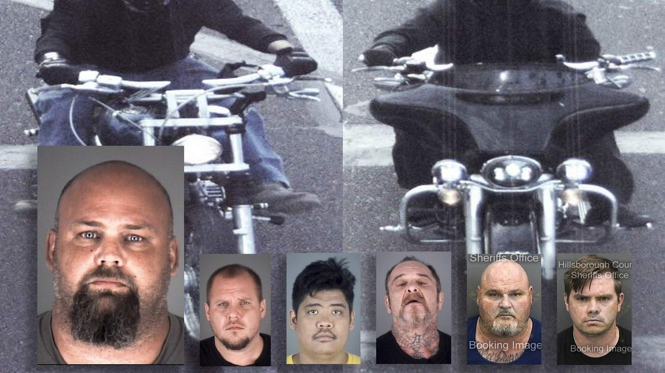 Violent Feud Led Up To Slaying Of Pasco Outlaws Leader It Started With Stolen Biker Vests