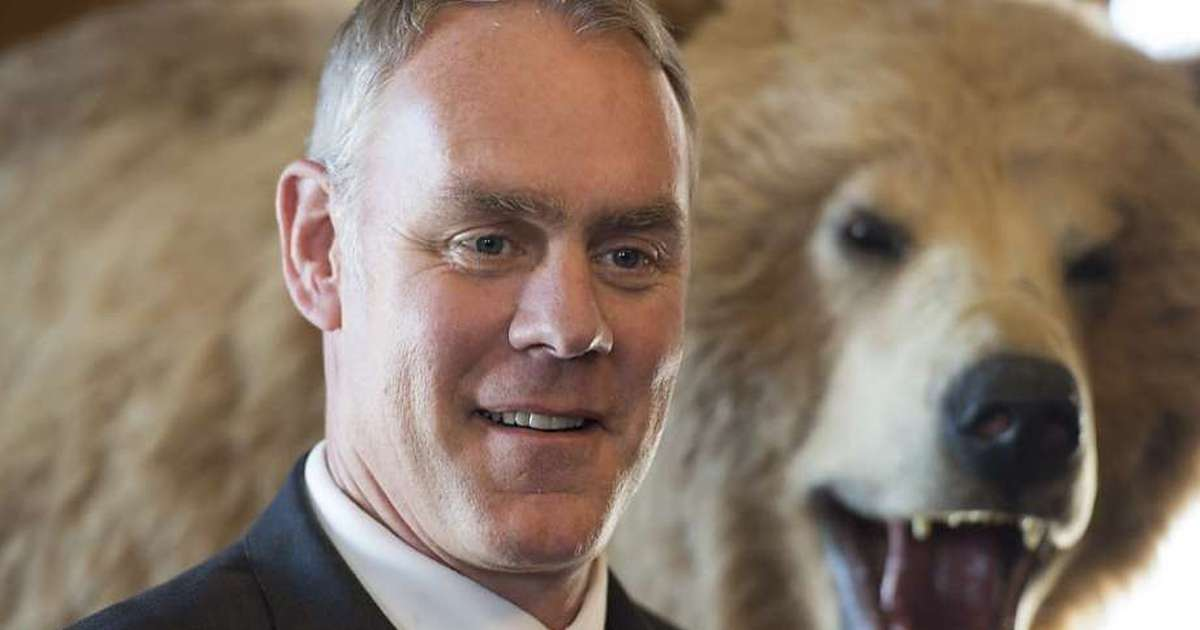 Florida Is Different Interior Secretary Zinke Says Defending Oil Drilling Exemption Tampa
