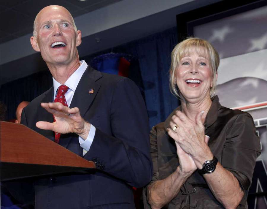 It's official, Florida Gov. Rick Scott announces run for US Senate