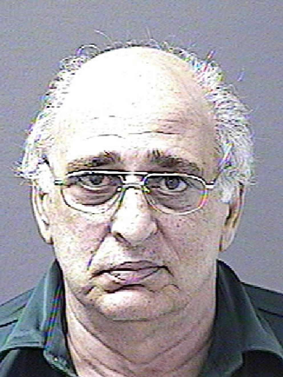 A jail photo of former Port Richey acting mayor and City Council member Bob Leggiere. Times