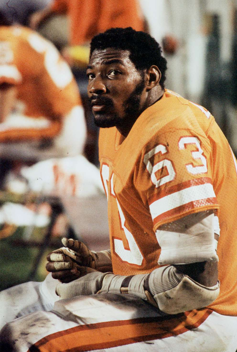 A file photo of Lee Roy Selmon in 1978. [Times archives]