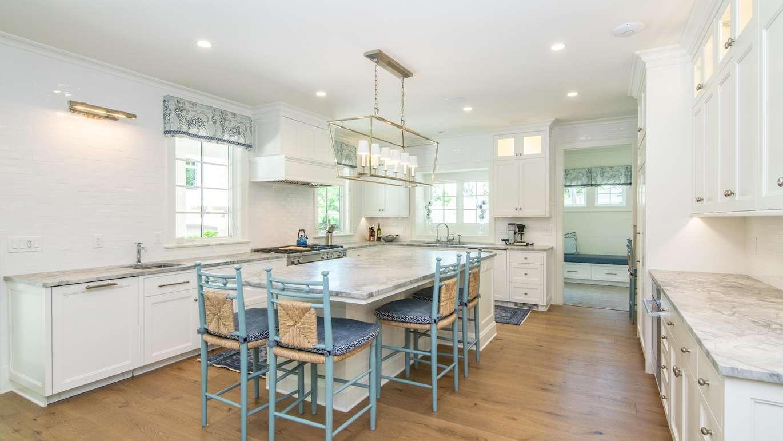 The kitchen (Courtesy of Judson Brady/Photo Studio Solutions)