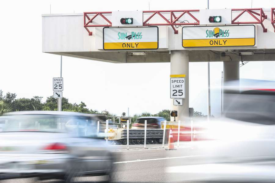 Florida spent $3 6 million for a company to drop its SunPass
