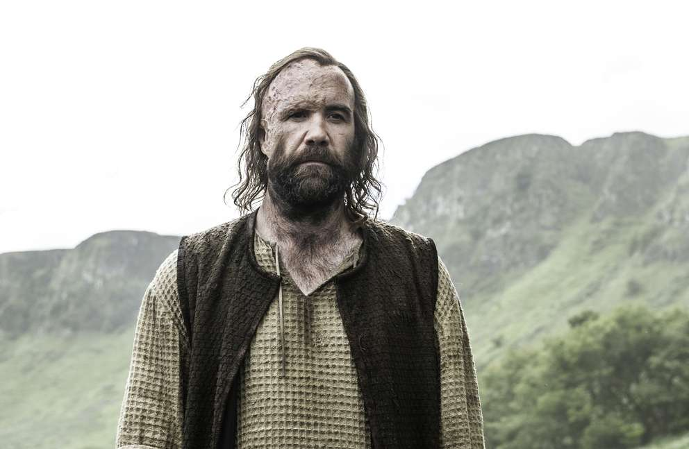 Rory McCann as Sandor Clegane [HBO]