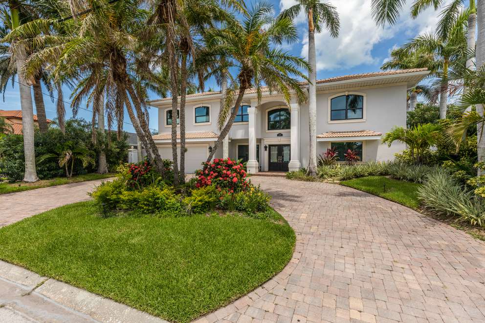 This home in Belleair Beach sold to a Canadian buyer in 2019 for $1.745 million. [Courtesy of James Olstrand]