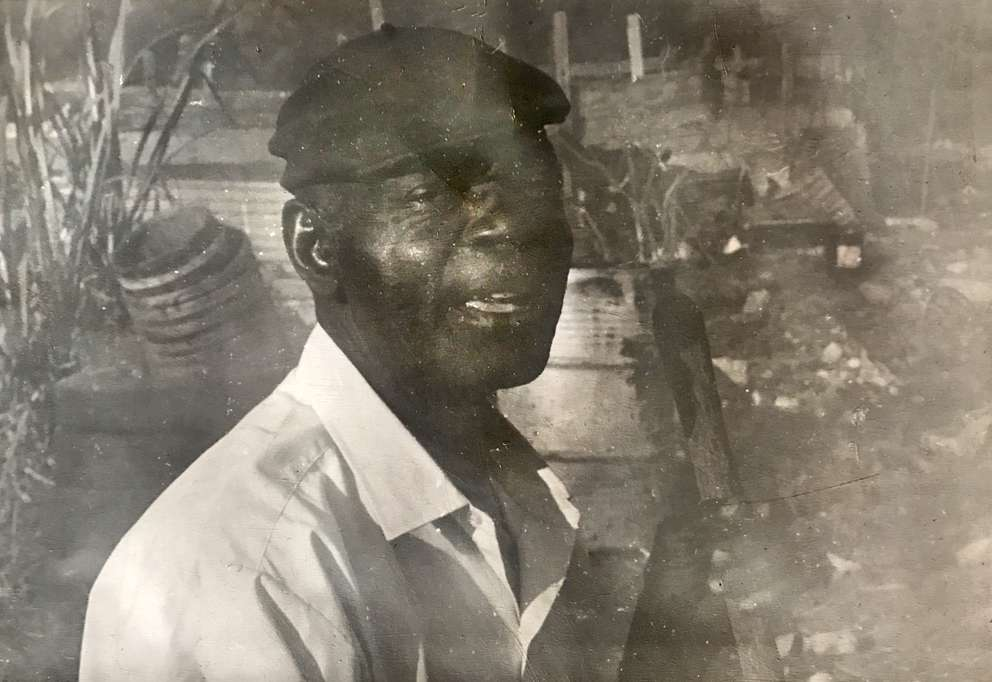 Dan Henry, a sharecropper from Georgia, moved to Florida for better opportunities. [Photo courtesy of David Baldwin]