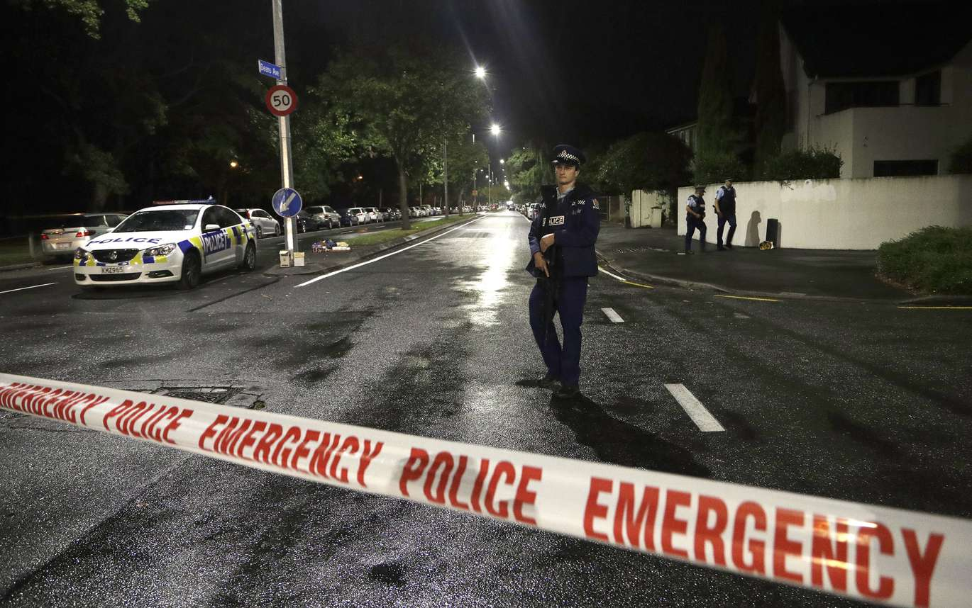 New Zealand Attack Video Photo: Photos: New Zealand Mosque Attack