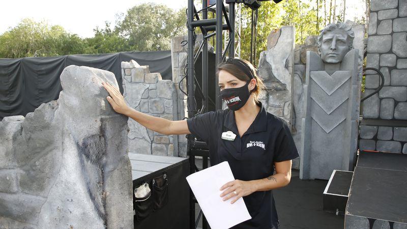 'Fiends' show at Howl-O-Scream gets coronavirus makeover