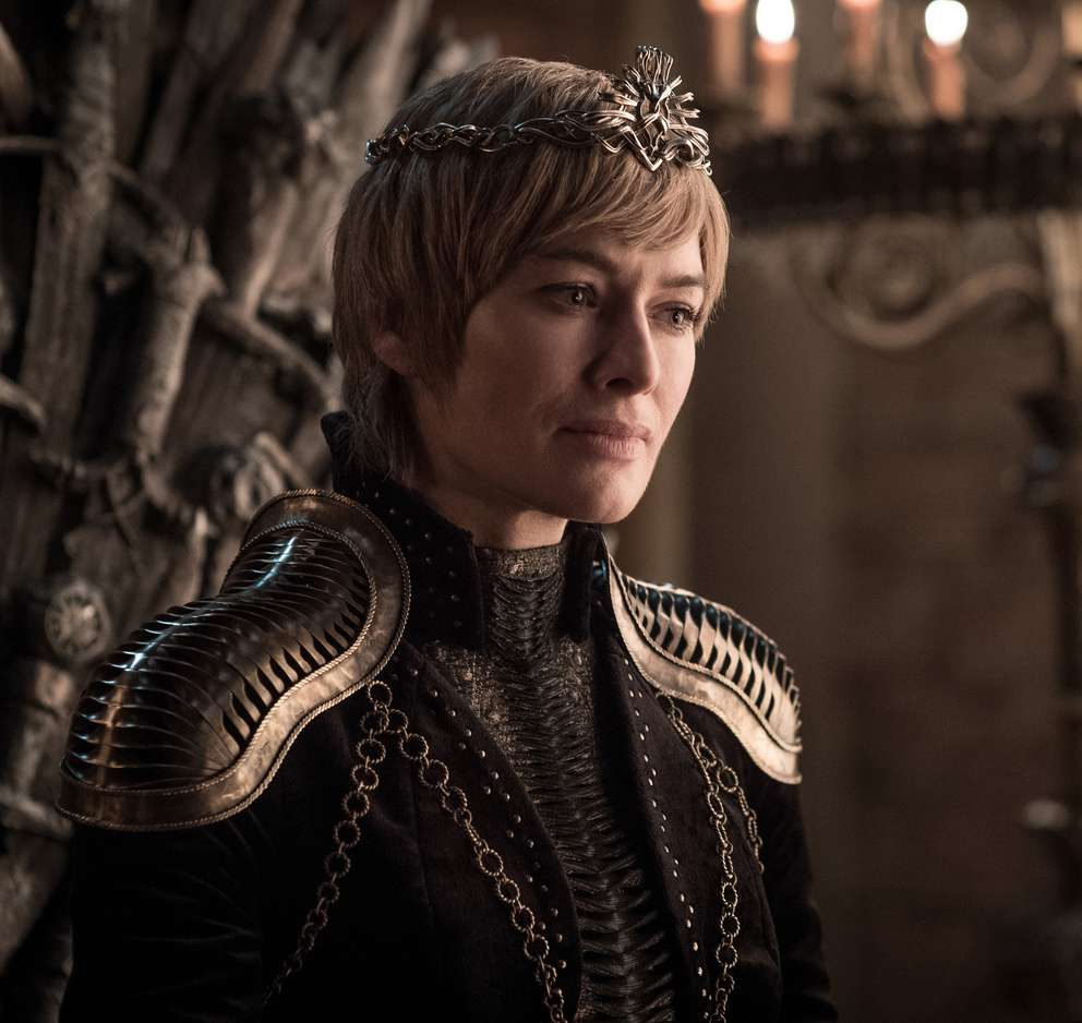 Lena Heady as Cersei Lannister