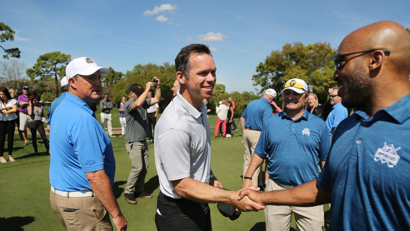 Paul Casey is shooting for a Valspar three-peat