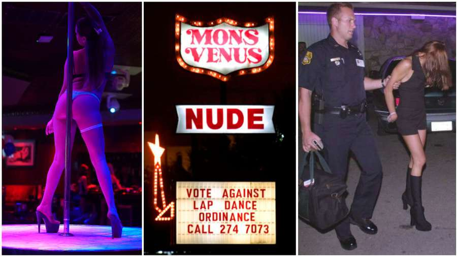 Tampa Strip Clubs >> Tampa Strip Clubs And The Battle To Bare It All How The Lap Dance
