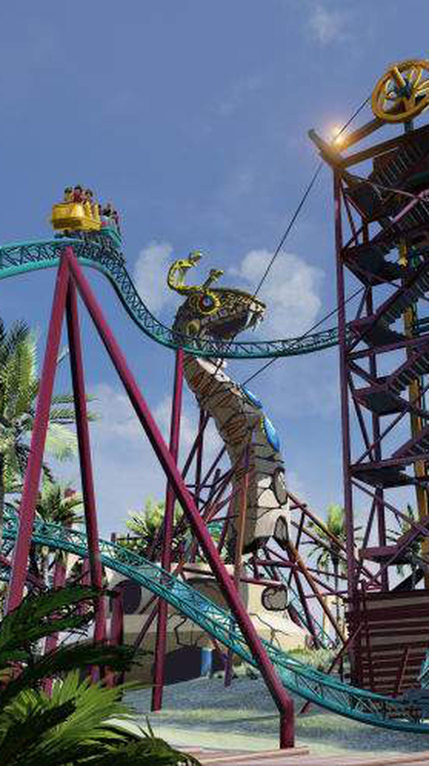 LT4ZEWGG6MI6TBKNIBWI6S7HAY - Busch Gardens Tampa New Ride 2014