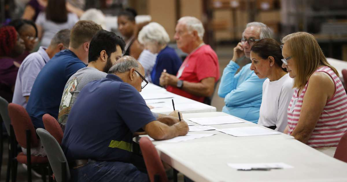 What happens if elections chiefs can't make recount deadline? State says keep counting.