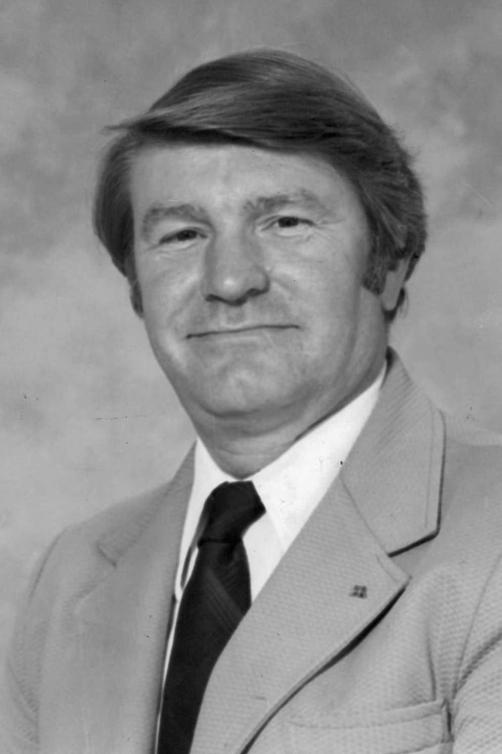 A 1982 photo of former Pasco County Republican Party chair Merland Conine of Port Richey as he ran for Florida House District 48. [Courtesy of Merland Conine]