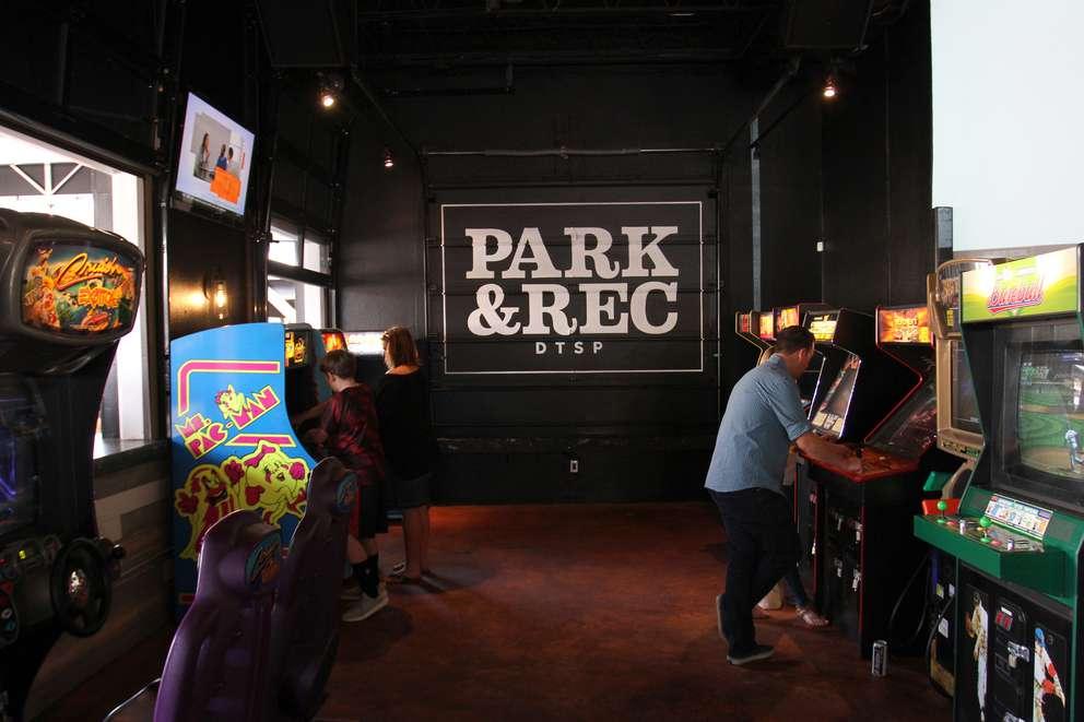 Park & Rec in St. Petersburg. [ Luis Santana | Times]