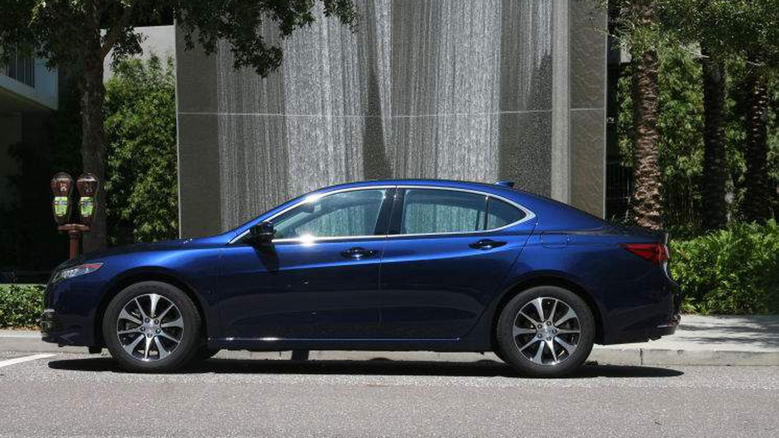 The Daily Drivers 2015 Acura Tlx 2 4l Tech Has Family S Features