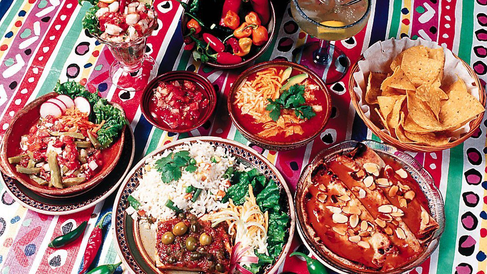 Casa Tina in Dunedin serves up Mexican cuisine.