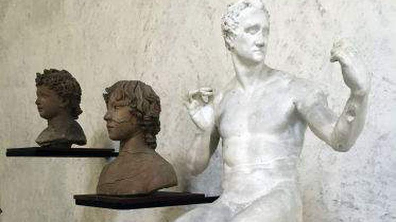 Finally, From Italy, the Full George Washington - The New