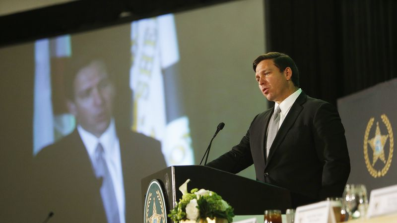 Florida governor proposes pay increase for state law ... |Florida State Governor