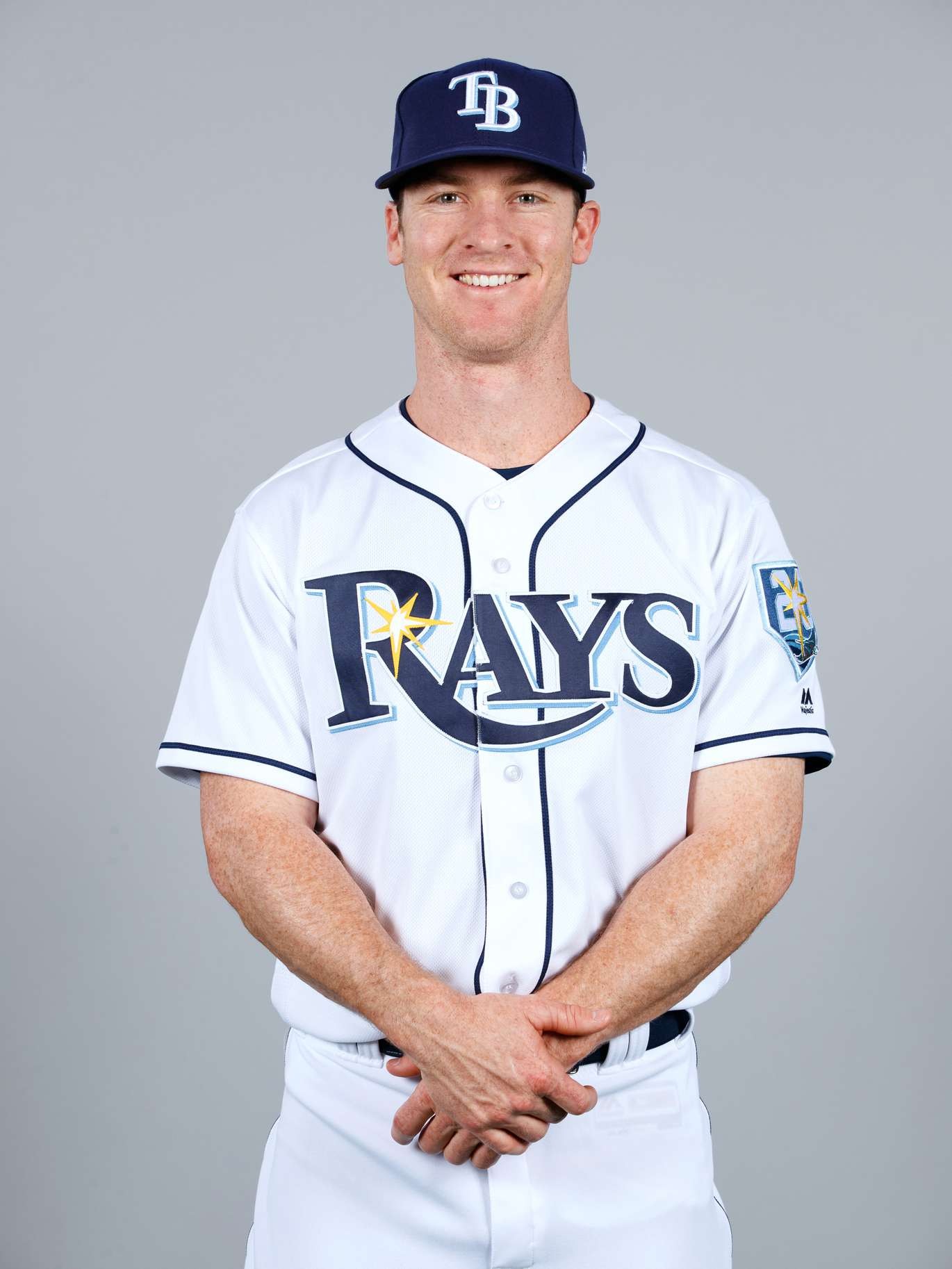18. Joey Wendle, inf, No. 18: Will start more at second then righty-swinging Robertson, but bat is key to staying around since defense is considered quite good.