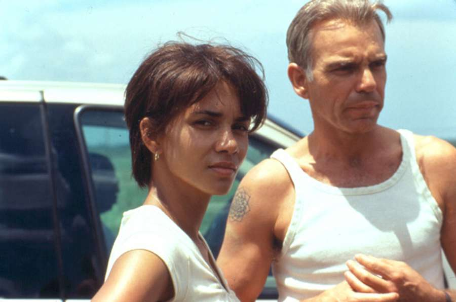Billy Bob Thornton and Halle Berry in