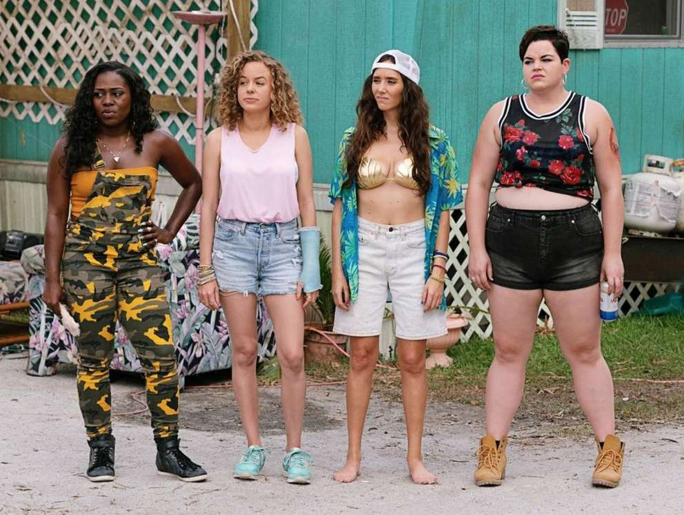 Florida Girls premieres on Pop network on July 10. [Courtesy of Pop]