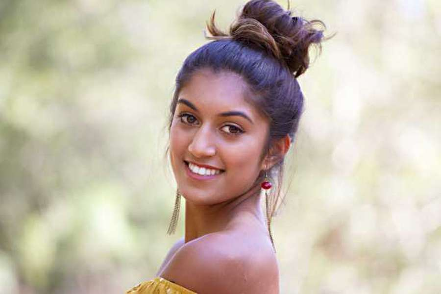 Rena Upadhyay is a 2018 co-salutatorian in the International Baccalaureate program at St. Petersburg High School.