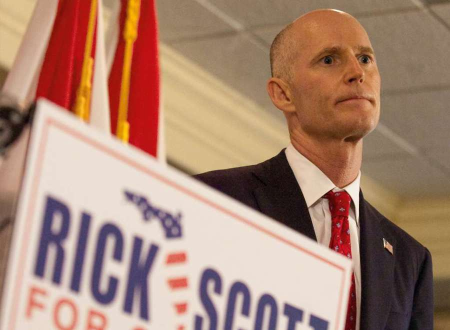 Sun Sentinel: Rick Scott leaves indicted leaders in office