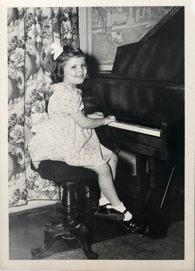 """Mrs. Kollock started playing the piano at 3 and quickly advanced. At 7, the conductor of the Philadelphia Orchestra described her as having """"a marvelous talent, one that very few possess."""""""
