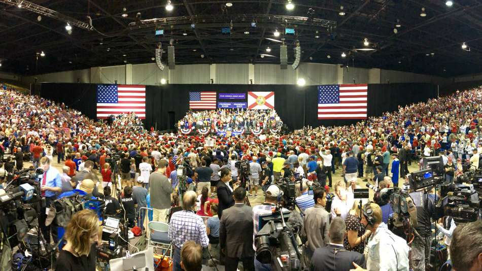 Live Coverage President Donald Trump In Tampa Tampa Bay Times