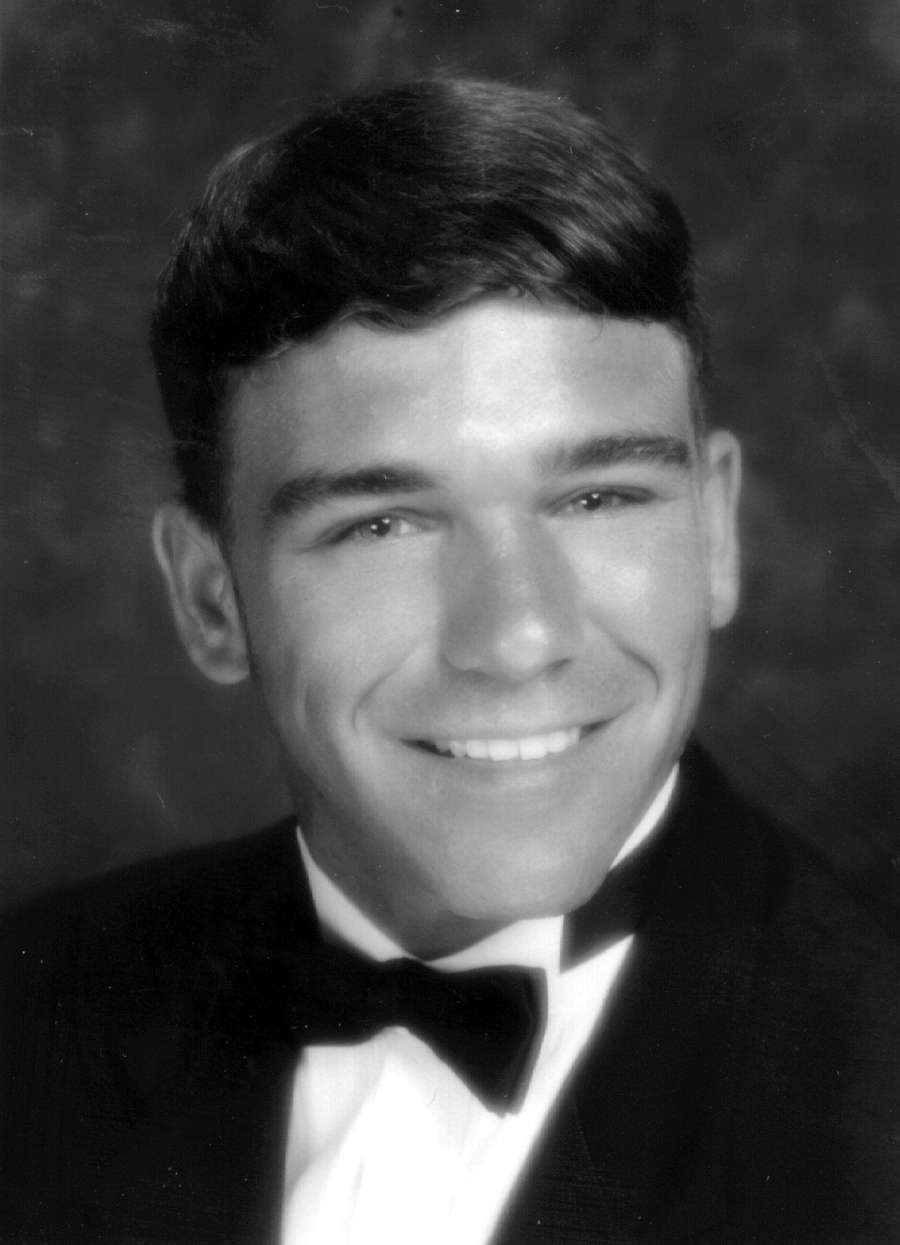 Ron DeSantis, Dunedin High School yearbook.