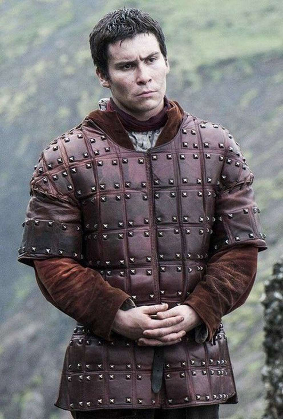 Daniel Portman as Podrick Payne. [HBO]