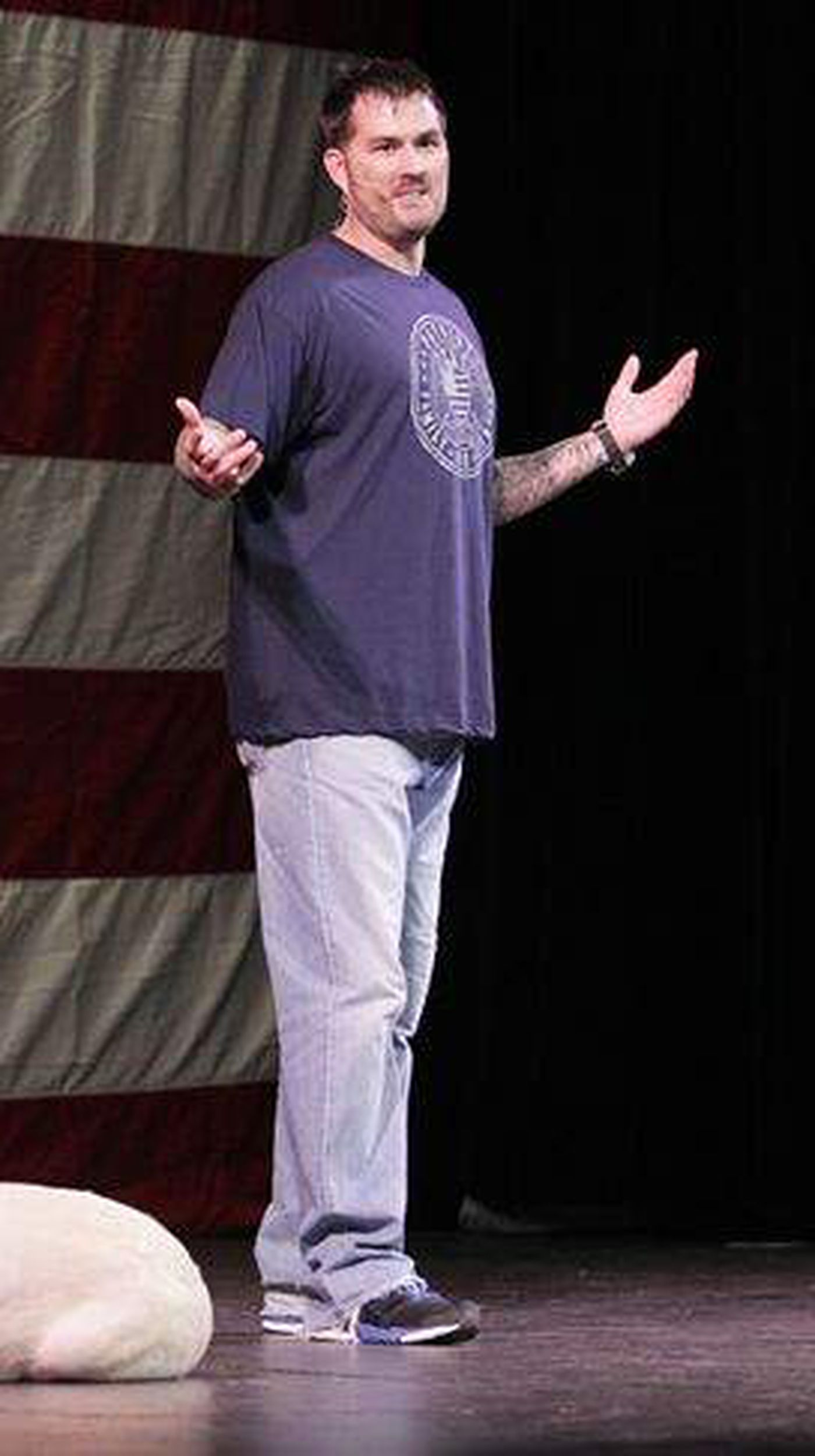Luttrell where does live marcus Marcus Luttrell