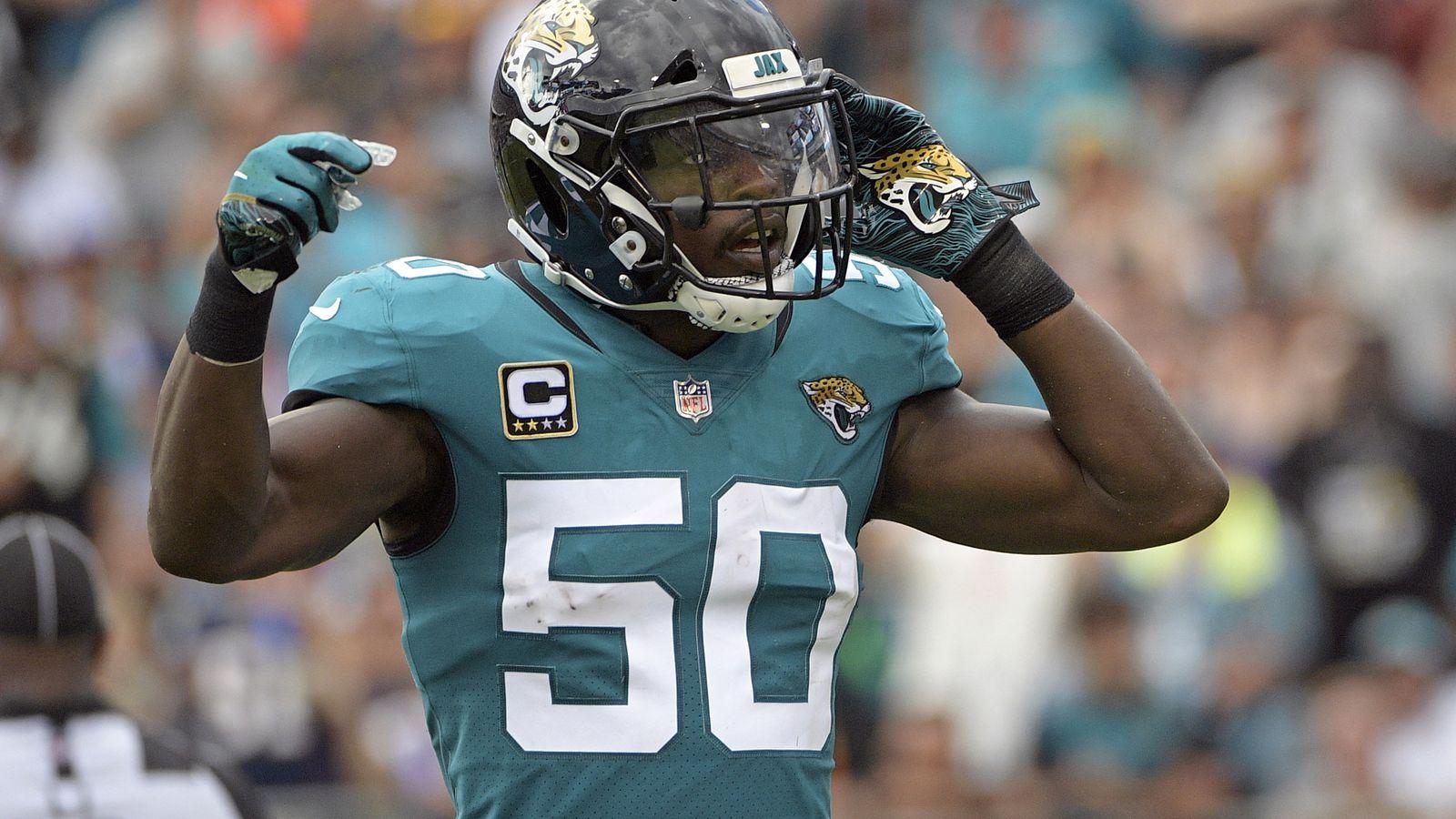 Former Florida State, Jacksonville Jaguars linebacker Telvin Smith ...