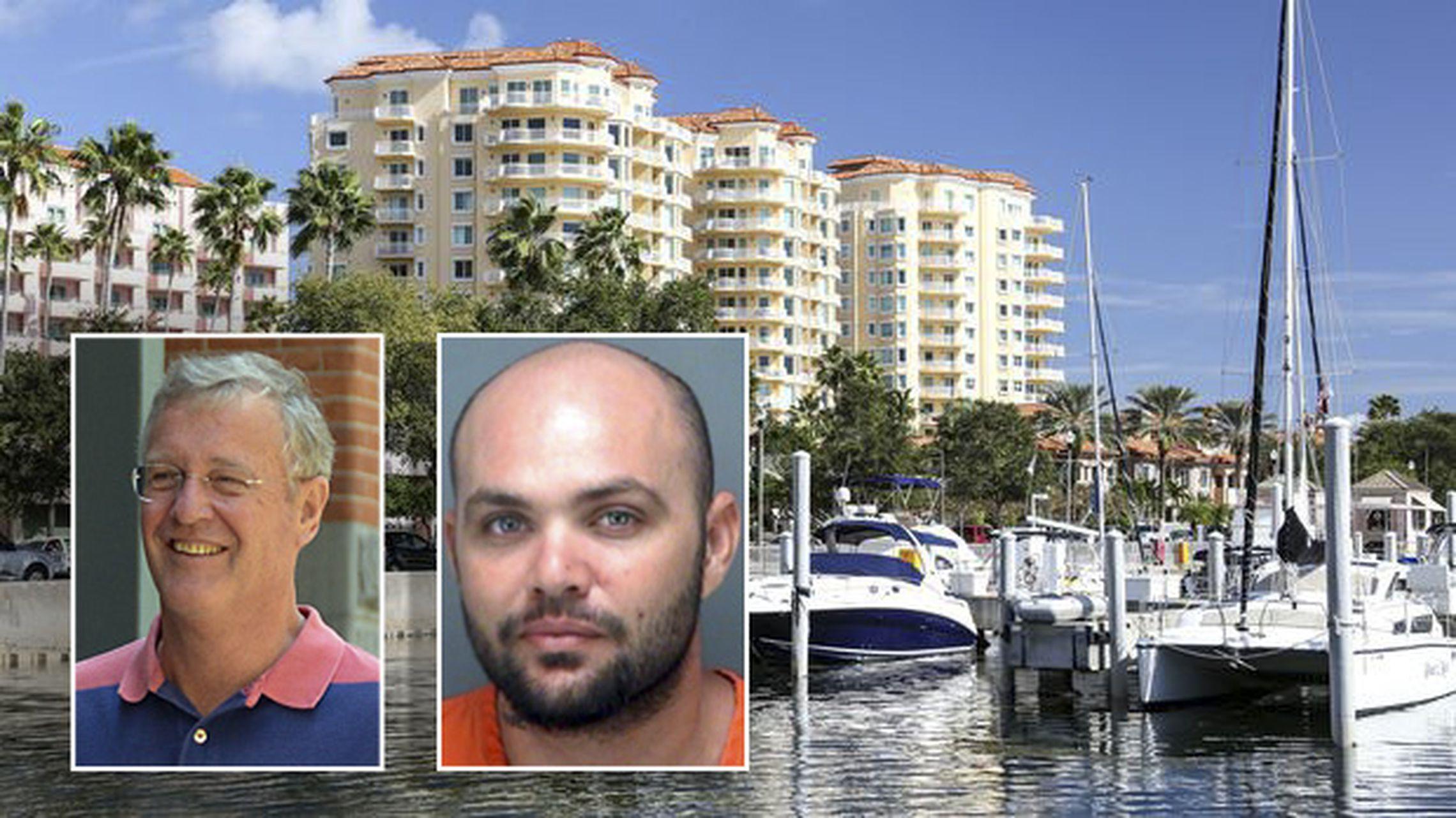 Taylor Swift S Dad Finds Burglar In 4 Million St Petersburg Penthouse