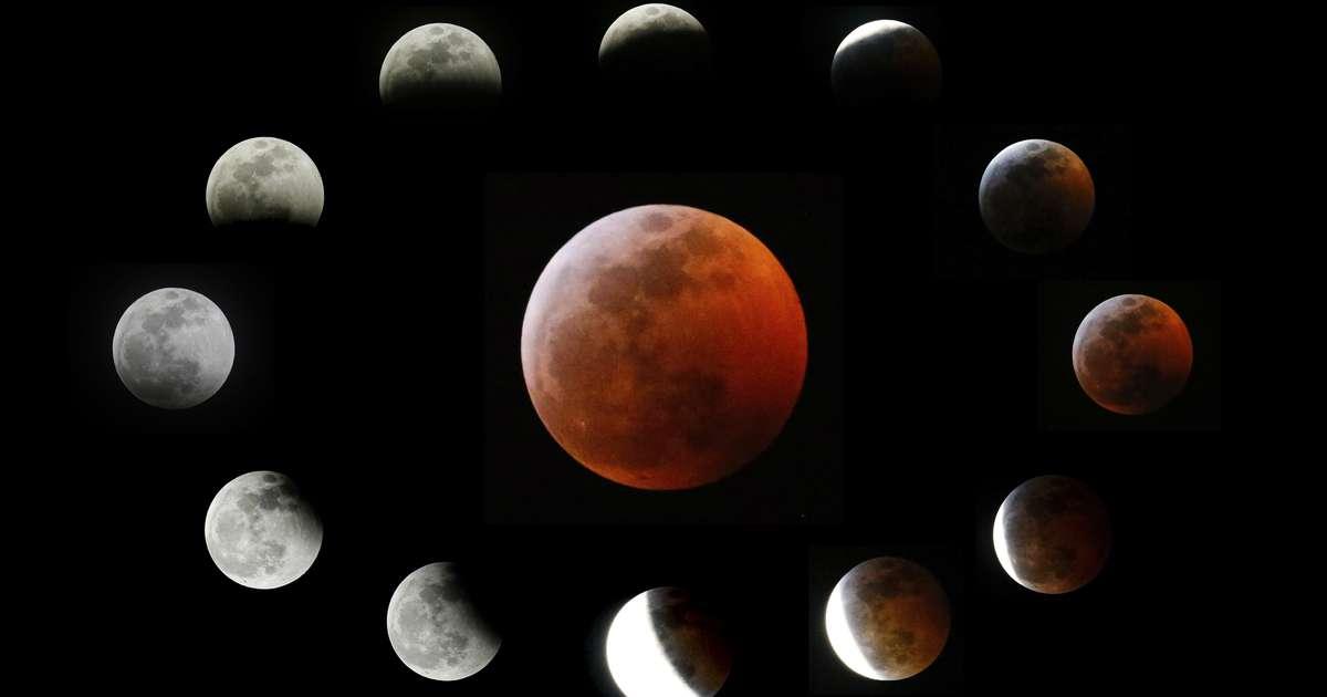 blood red moon january 2019 florida - photo #40