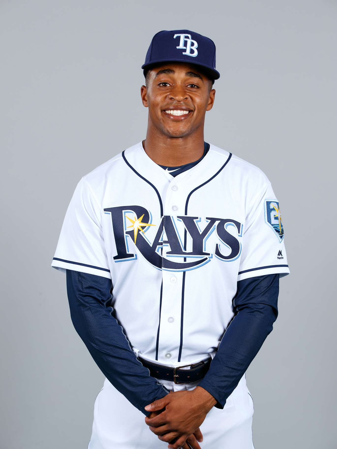 10. Mallex Smith, of, No. 0: Seems odd to be this high, but Rays are committed to giving him chance early to show he can not just start but be an impact player.