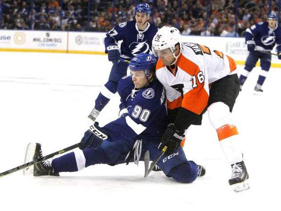 Lightning S Johnson Returns Killorn Hurt