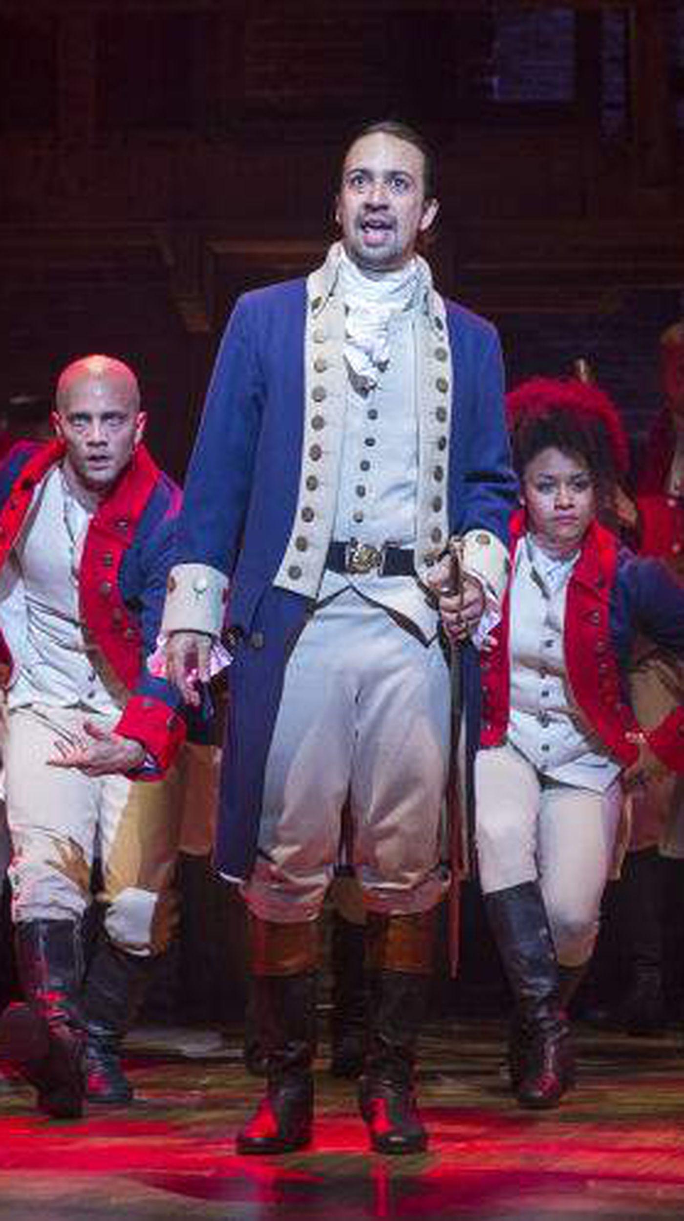 Politifact Fact Checking Hamilton The Musical