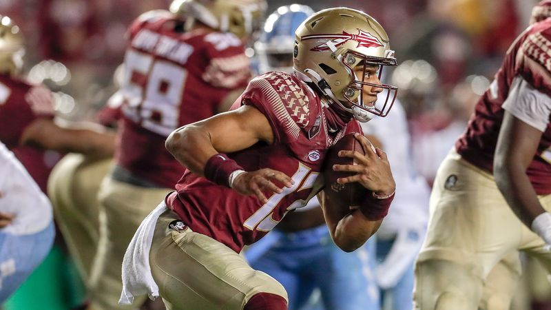 How one drive shows every area of FSU QB Jordan Travis' growth