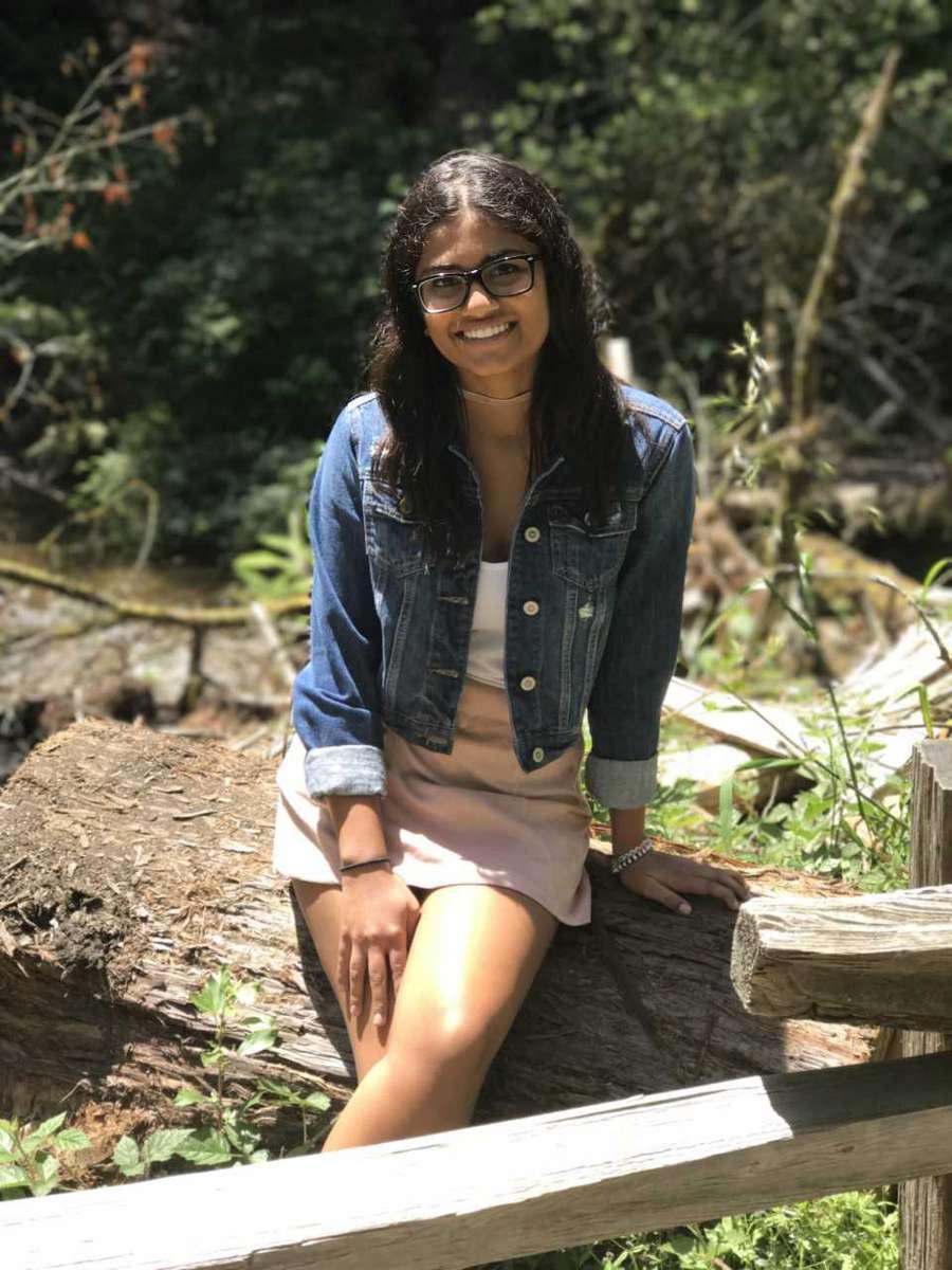 Nisha Desai is a 2018 co-valedictorian in the International Baccalaureate program at Largo High School.