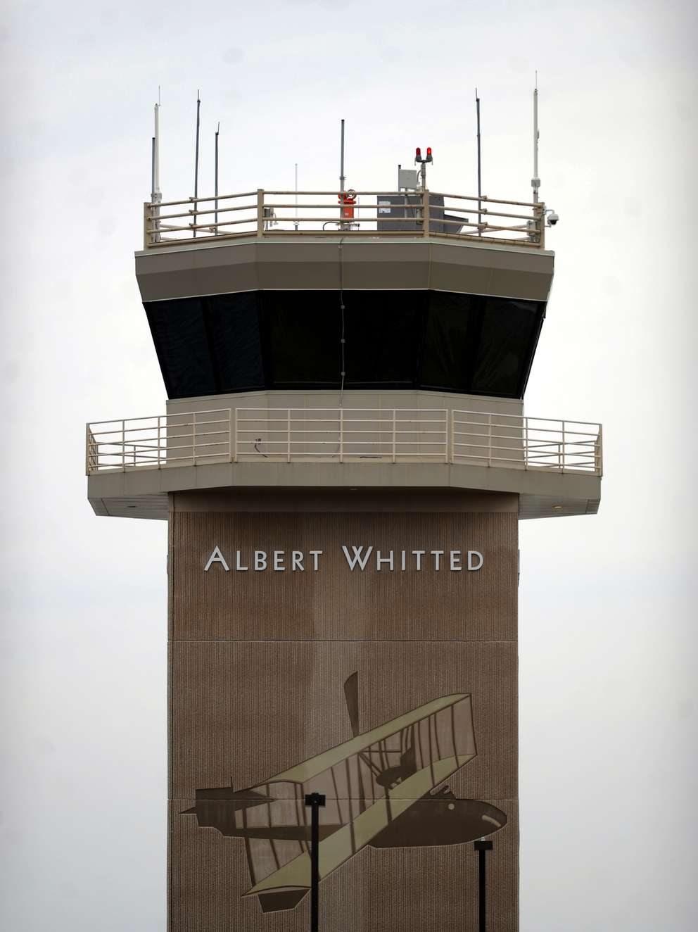 The tower at Albert Whitted Airport in St Petersburg. [JAY CONNER | Times]