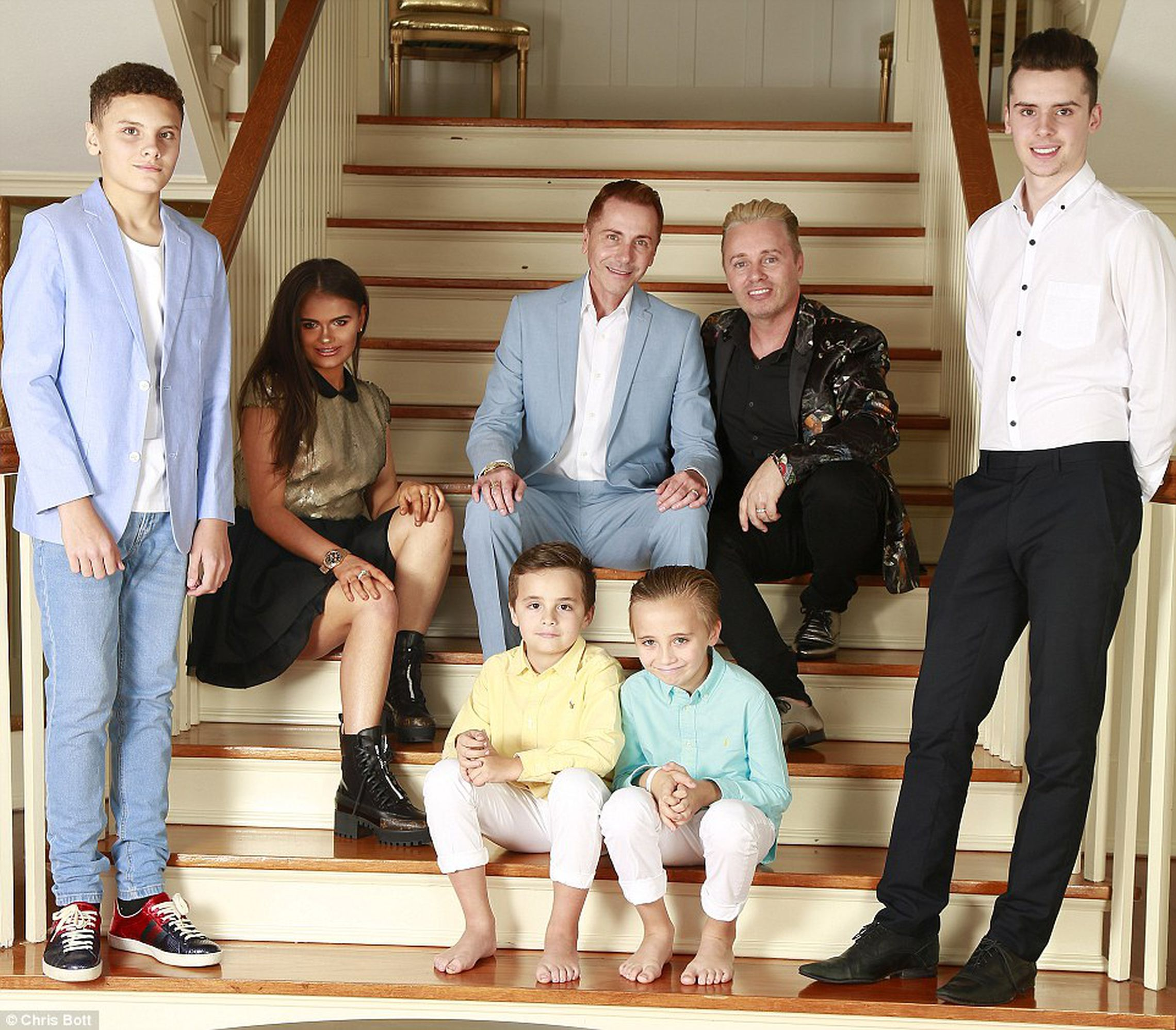 Britain's first gay dads' are Tampa's UK tabloid sensation