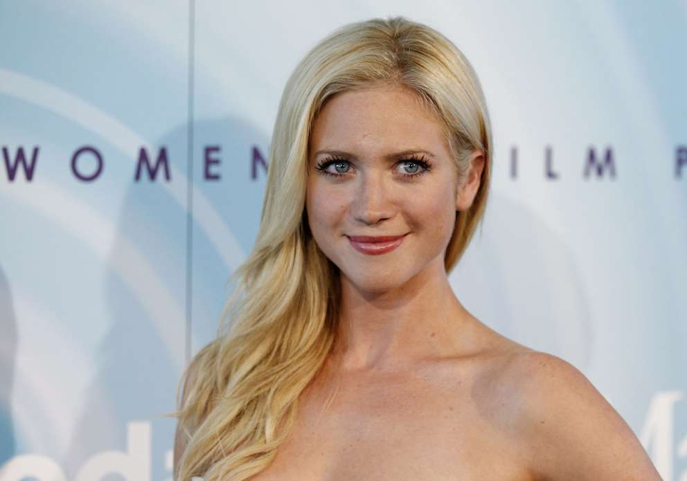 Actress Brittany Snow arrives at the Crystal Lucy Awards on Thursday June 16, 2011 in Beverly Hills, Calif. [Matt Sayles | AP Photo]