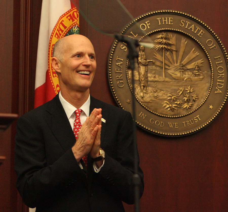 Governor Scott's State Of The State Address — Special Coverage